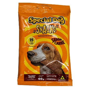 Snacks Sabor Carne Special Dog