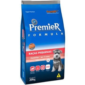 Premier Fórmula Raças Pequenas Filhotes 1kg