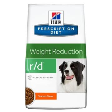 Ração Hills Prescription Diet R/D Redução De Peso Para Cães Adultos Obesos 1,5kg