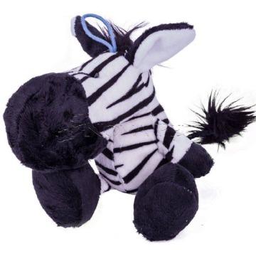 Brinquedo Pelúcia Jungle Zebra