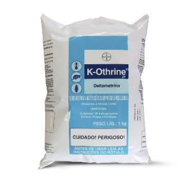 K-Othrine 2P Inseticida Pó Saúde 1Kg - Bayer