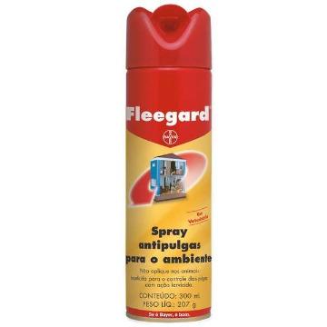 Fleegard Spray anti pulgas para ambiente - 300 mL
