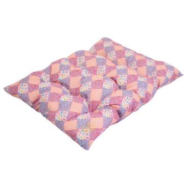 Almofada com fibra siliconada Rosa 60x90cm