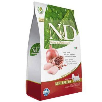 N&D Low Grain Frango Mini 2,5Kg