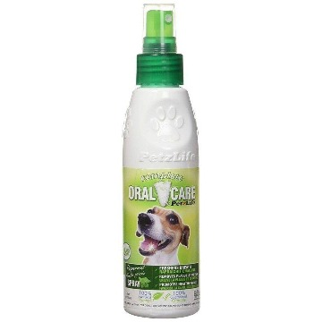 Oral Care Hortelã - Spray - Petzlife 118ml (4oz)