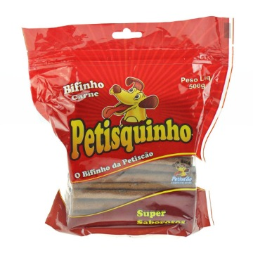 Petisquinho Carne 500g