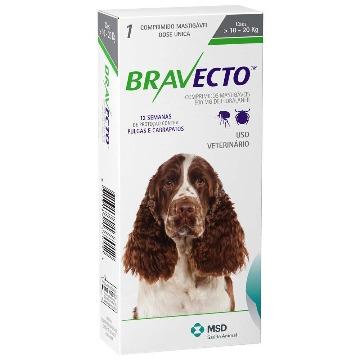 Bravecto 10 - 20 kg
