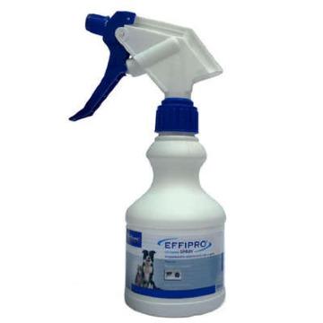 Effipro Spray - antiparasitário para cães e gatos 250 ml