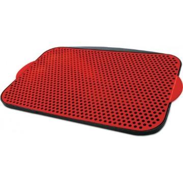 Sanitário Higiênico Power Pets Vermelho 60x40