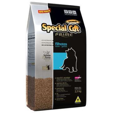 Ração Special Cat Prime Super Premium para Gatos Filhotes 1kg