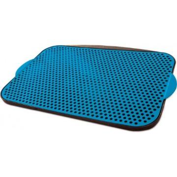 Sanitário Higiênico PowerPets Azul 60x40