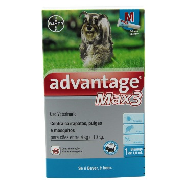 Advantage Max 3 Tamanho M Combo Leve 3 Pague 2