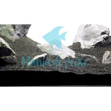 Areia Preta Black Blue 1 Kg a Granel - Mbreda