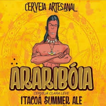 Araribóia Summer Ale 473Ml Crowler