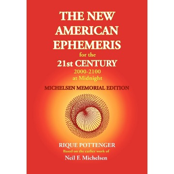 The New American Ephemeris for 21st Century 2000-2100 at Midnight