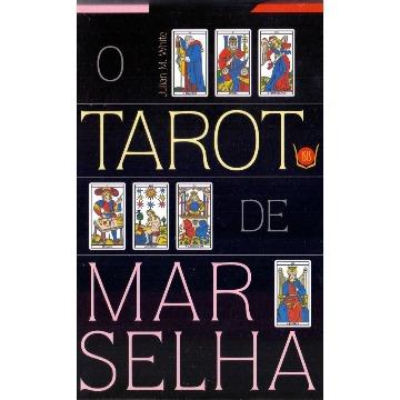 Tarot de Marselha [livro+cartas]