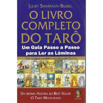 O Livro Completo do Tarô [livro+cartas]