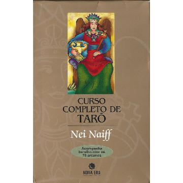 Curso Completo de Tarô [livro+cartas]