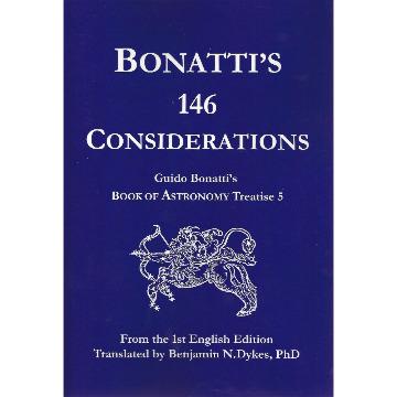 Bonatti's 146 Considerations - Treatise 5