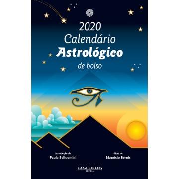2020 Calendário Astrológico de Bolso