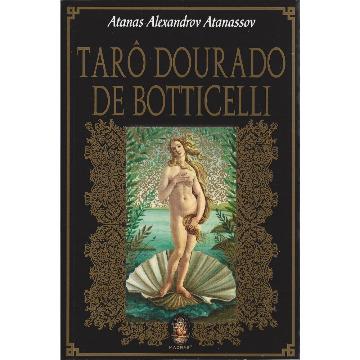 Tarô Dourado de Botticelli [livro+cartas]