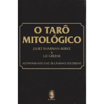 O Tarô Mitológico [livro+cartas]