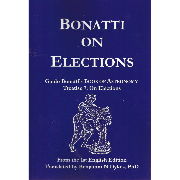 Bonatti on Elections - Treatise 7