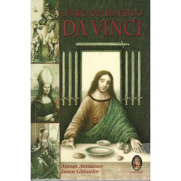 O Tarô de Leonardo Da Vinci [livro+cartas]