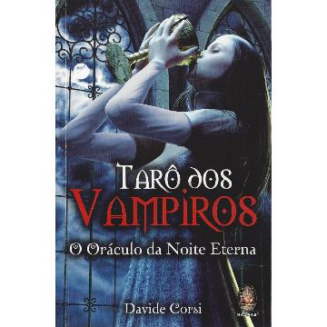 Tarô dos Vampiros [livro+cartas]