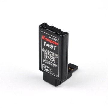 Graupner External Bluetooth Module For Mz-12, Mz-18, Mz-24,