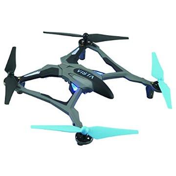 DID E03BB - DROMIDA VISTA UAV QUADCOPTER RTF BLUE