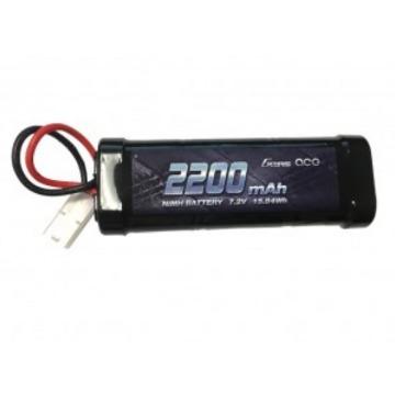 BATERIA GENS ACE 7.2V 2200MAH NI-MH