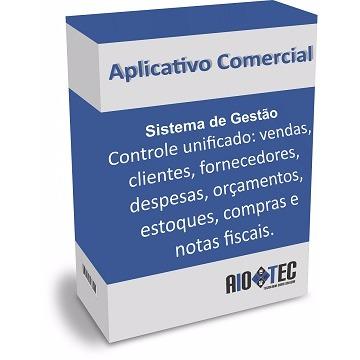 Aplicativo Comercial AioTec