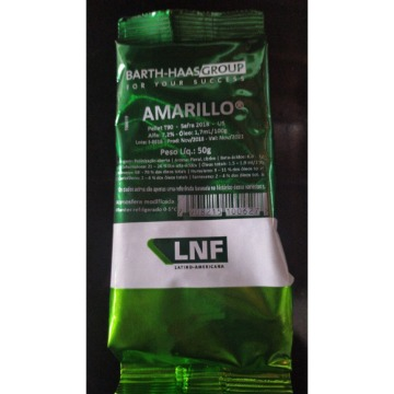 LUPULO AMARILLO 50G