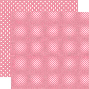 Echo Park - Dots & Stripes - Rose Bud - #DS15059