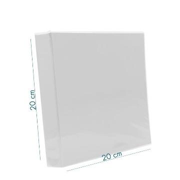 0603020 Álbum 21x21 Branco