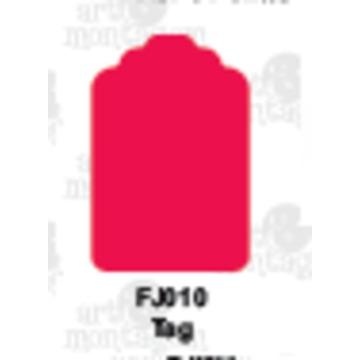 "FJ010 Furador Jumbo 1"" Tag"