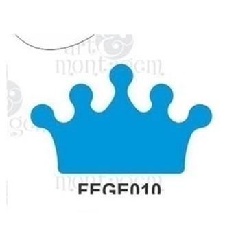 FEGE010 Furador Extra Gigante EVA Coroa