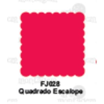 """FJ028 Furador Jumbo 1"""" Quadrado Escalope"""