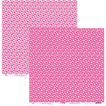 3411- FLORES HIBISCO PINK