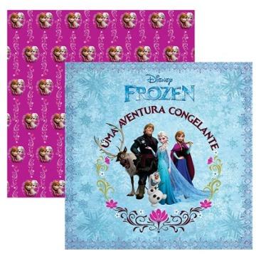 Scrap Festa DF Frozen 1 GUIRLANDA - 19335 (SDFD041)