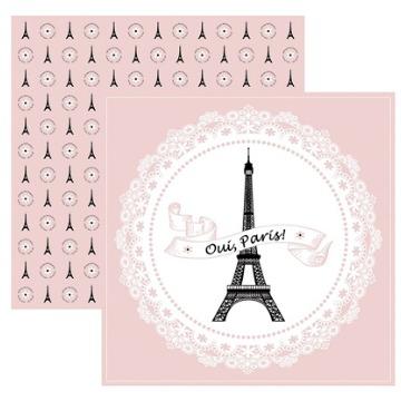 Scrap Festa DF Inspiração Paris GUIRLANDA - 17890 (SDF635)