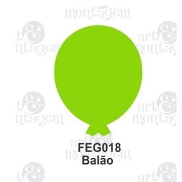 FEG018 Furador Extra Gigante Balão 2