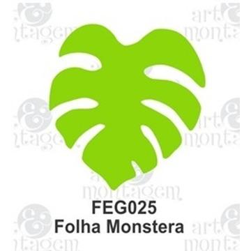 FEG025 Furador Extra Gigante Monstera