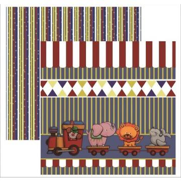 Circo Trenzinho 13974 (SDF345)