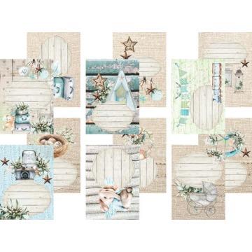 LIS09 - Cards - Colecao Little Star - Carina Sartor