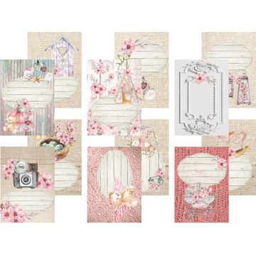 LIH09 - Cards - Coleção Little Heart - Carina Sartor