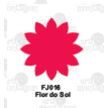 """FJ016 Furador Jumbo 1"""" Flor do Sol"""