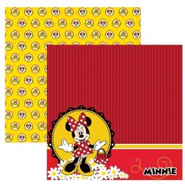 Scrap Festa DF Minnie Mouse 2 PAISAGEM - 19301 (SDFD007)