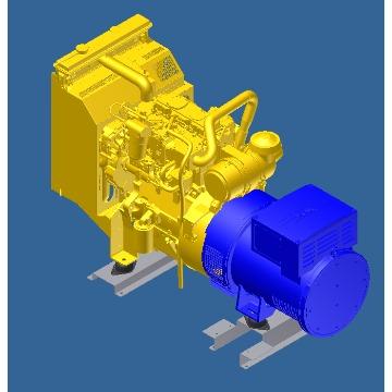 GS075D6 - Gerador GS075D5